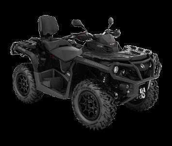 OUTLANDER 650 MAX XT-P ABS 2018